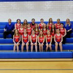 Middle School Girls Track 2018