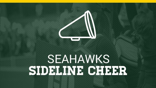 Seahawk Youth Cheerleading Camp in June