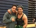 Desjardins and Reyes Qualify for State Wrestling Tournament