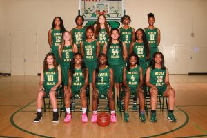 Girls Basketball 2017-2018