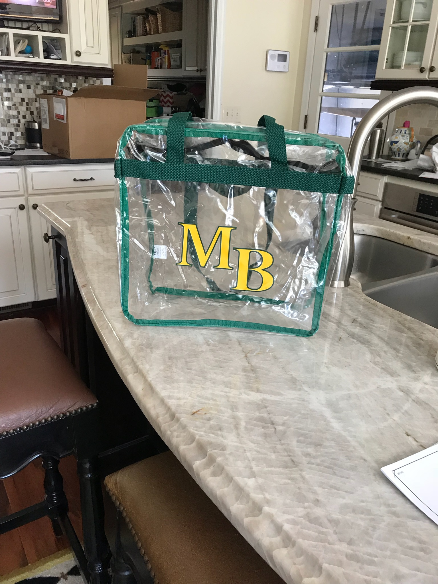 Myrtle Beach Clear Bags Are Here!