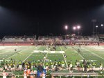 Varsity Football on Friday, Sept. 18