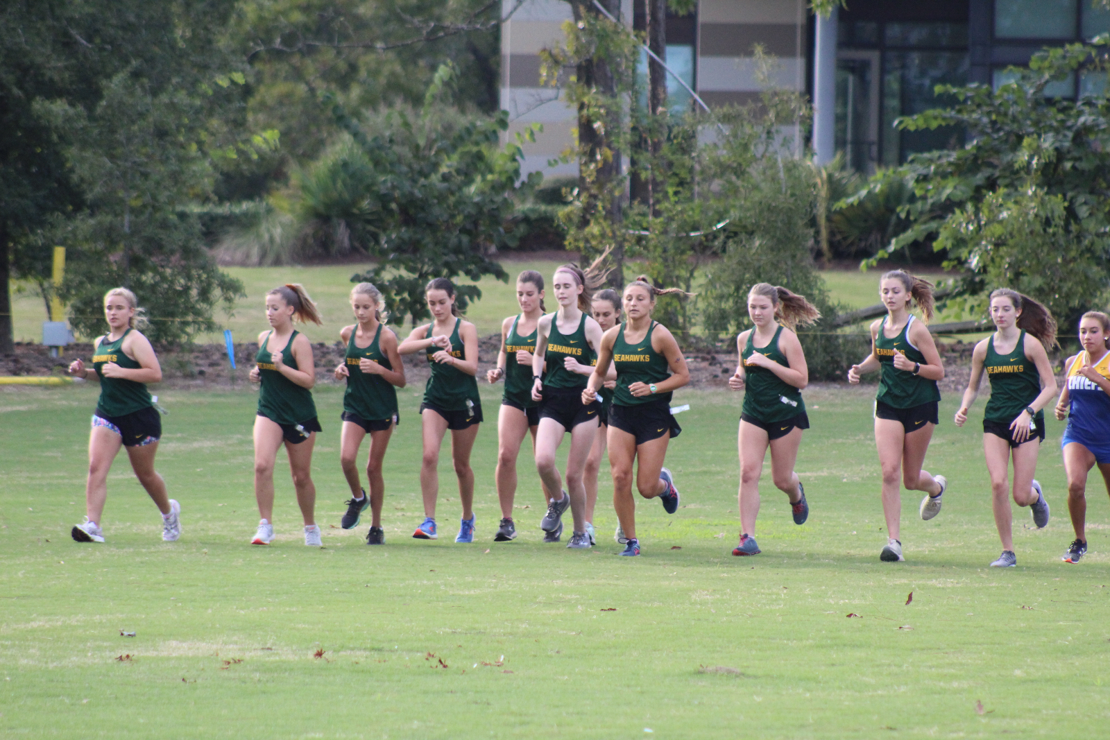 Cross Country Team finishes strong on Sept. 23