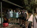Varsity Tennis over Darlington in double header