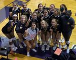 Varsity Volleyball wins big on Thursday, Oct. 1