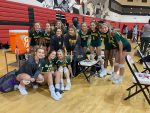 Varsity Volleyball wins tonight!