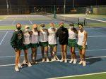 Girls Varsity Tennis wins over Hartsville tonight