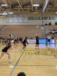 Girls Varsity Volleyball falls to Conway tonight