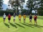 Girls Golf Regionals Results