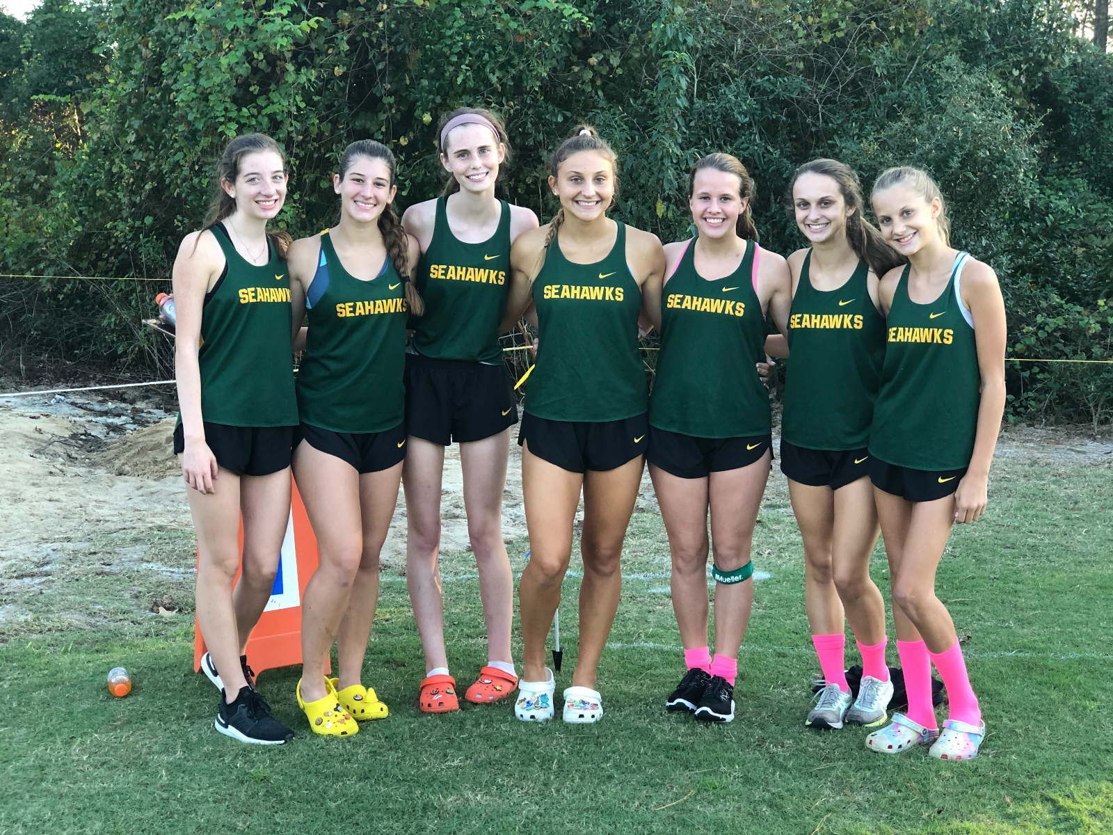 Cross Country All Region Honors