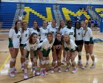 Varsity Volleyball wins over North Myrtle Beach
