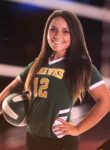 Congratulations to Georgia Lewis of Varsity Volleyball-Region Defensive Player of the Year