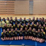 Varsity Competition Cheer is going to State Championship