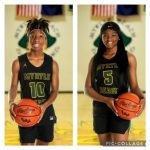 Varsity Girls Basketball Players Make Regionals and State!!
