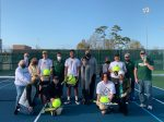 Senior Night at Seahawk Tennis