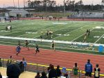 Track heat sheets for Tuesday, March 23