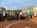 Senior Night for Girls Softball