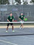 Boys Tennis remains undefeated on Wednesday