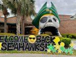 Welcome Back Seahawks! 💚🎉💛