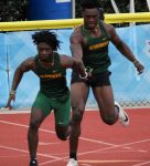 Seahawks Track on top on Wednesday night