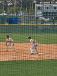 JV Baseball this week