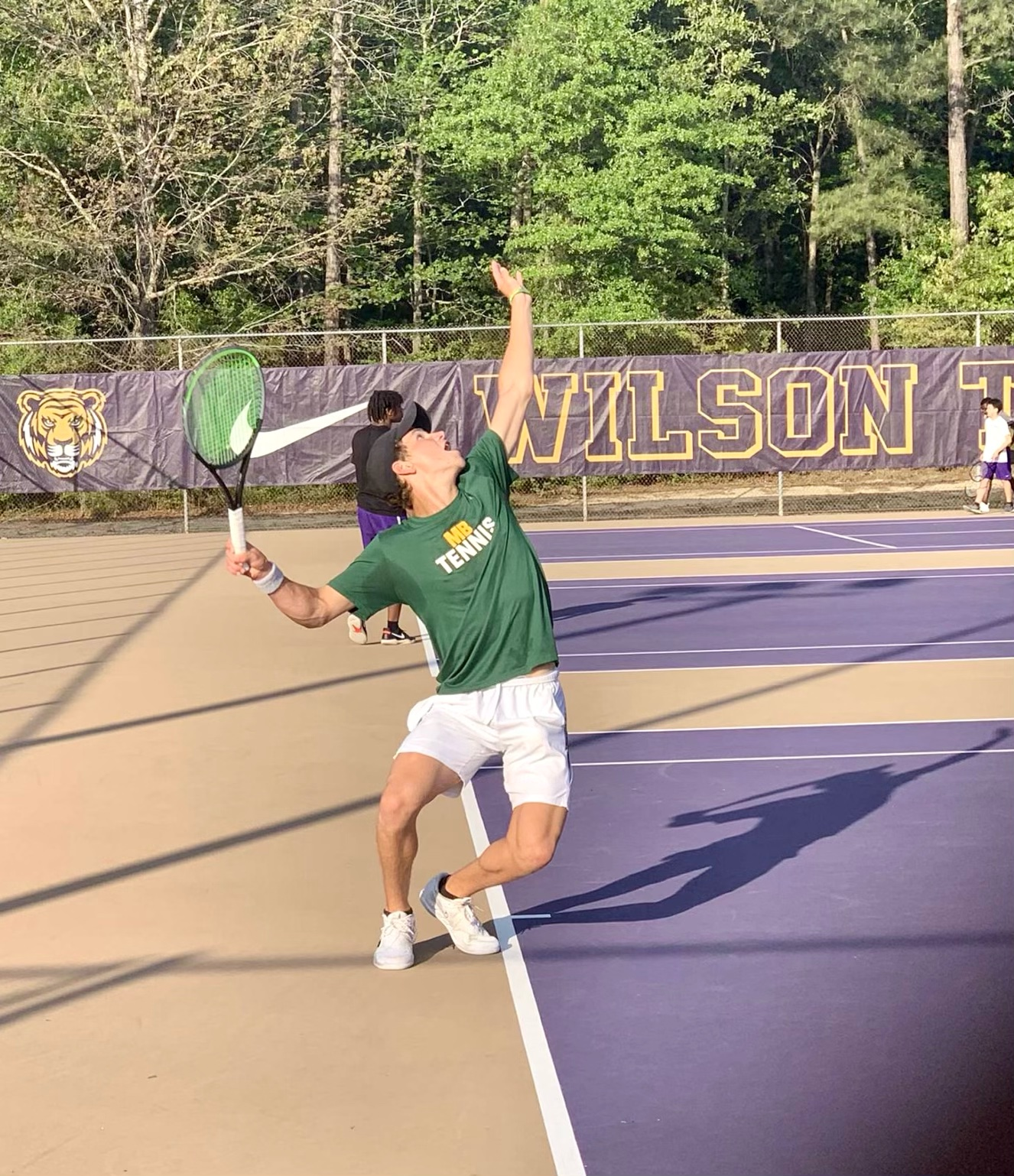 Boys Tennis remains undefeated!