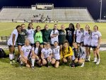 Girls Varsity Soccer wins big again!