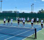 Boys Tennis wins again on Saturday