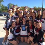 Jaguar Cheer Qualifies for Nationals!