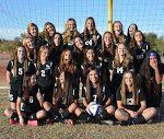 Girls Soccer wins big vs Seton on Senior Night