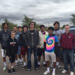 Jags Boys BBall Gives Back to Community