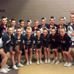 Jag Cheer Finishes 3rd in Region Qualifier