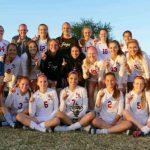 Girls Soccer Captures Holiday Championship!