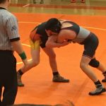 Desert Ridge High School Varsity Wrestling falls to Corona Del Sol High School 21-46