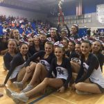 Varsity and JV Cheer Dominate – Take 1st!