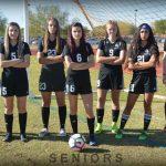 SENIOR NIGHT for Girls Soccer – Tuesday 1/24/17
