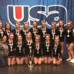 Cheer Shines at Nationals!