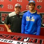 Jaguars Joquarri Price Signs with UCLA