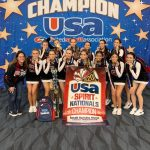 Jaguar Cheer – NATIONAL CHAMPIONS!