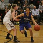 Hillsboro High School Girls Varsity Basketball beat Glencoe High School 53-45