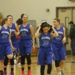 Hillsboro High School Girls Varsity Basketball beat Liberty High School 40-33