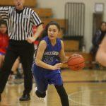 Hillsboro High School Girls Varsity Basketball beat Sandy High School 36-22