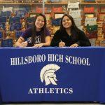Girls Soccer Signing