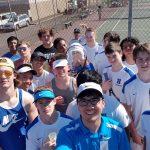 Hillsboro High School Boys Varsity Tennis falls to Tigard High School 7-1