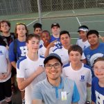 Hillsboro High School Boys Varsity Tennis beat Rex Putnam High School 5-3