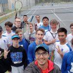 Hillsboro High School Boys Varsity Tennis beat Liberty High School 5-1