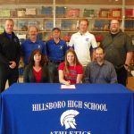Senior Lauren Morrison Signs Letter of Intent