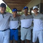 Hilhi Boys Golfers qualify for Regionals