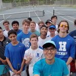 Hillsboro High School Boys Varsity Tennis falls to Sandy High School 7-1