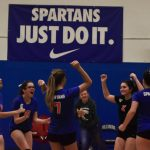 Hillsboro JV Volleyball compete in the Hilhi Invitational